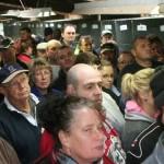 Big Crowd at Euroa Auction