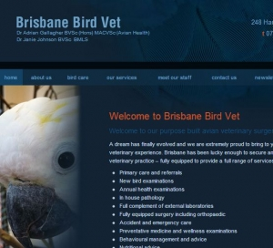 Brisbane Bird Vet