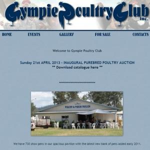 Gympie Poultry Club