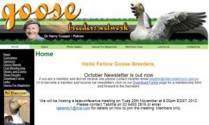 Goose Breeders Network