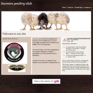Lawnton Poultry Club