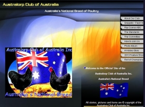 Australorp Club of Australia